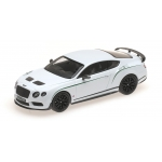 1:43 2015 Bentley Continental GT3-R - White
