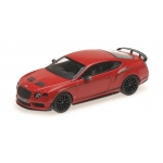 1:43 2015 Bentley Continental GT3 R - St. James Red China Edition