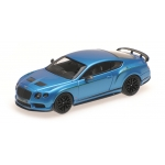 1:43 2015 Bentley Continental GT3 R - King Fisher China Edition