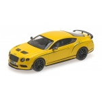 1:43 2015 Bentley Continental GT3 R - Monaco Yellow
