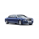 1:43 Bentley Mulsanne Grand Limousine By Mulliner