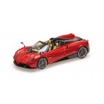 1:43 2017 Pagani Huayra Roadster - Red Metallic