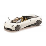 1:43 2017 Pagani Huayra Roadster - Pearl White