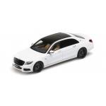 1:43 2016 Brabus 900 Mercedes-Maybach S600 - Diamond White