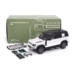 1:18 2020 Land Rover Defender 110 - White