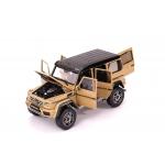 1:18 Mercedes-Benz G500 4x4 - Desert Sand