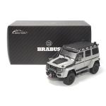 1:18 Brabus 550 Adventure Mercedes-Benz G 500 4X4 - Grey