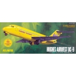 1:72 Hughes Airwest DC-9 Airliner