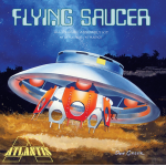 1:72 The Invaders  Flying Saucer