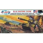 1:48 US M46 Patton Tank