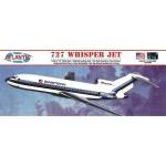 1:96 Boeing 727 Whisper Jet Airliner