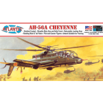 1:72 AH-56A Cheyenne Helicopter