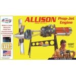 1:10 Allison Turbo Prop Engine