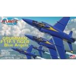 1:55 US NAVY Blue Angels F11F-1 Tiger