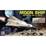 1:96 Moonship Spacecraft