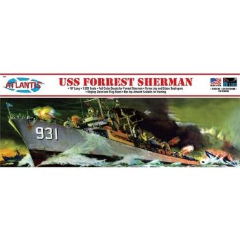 1:320 U.S.S Forest Sherman