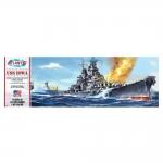 1:535 U.S.S. Iowa Battleship