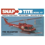 1:72 Fire Rescue Helicopter SNAP KIT