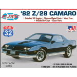 1:32 1982 Chevy Camaro Z28 - Route 32