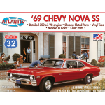 1:32 1969 Chevy Nova SS Route 32