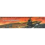 1:500 USS Ticonderoga Aircraft Carrier