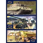 1:48 Military Gift Set 3 kits in 1 box