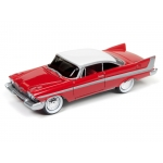 1:64 1958 Plymouth Fury - Christine