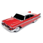 1:18 1958 Plymouth Fury Christine - Tinted Windows