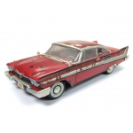 1:18 1958 Plymouth Fury Christine - Dirty Version