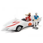 1:18 Speed Racer Mach 5 With Figures