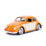 1:24 BTK - 59 VW Beetle - Glossy Orange