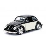 1:24 BTK - 59 VW Beetle - Glossy Black