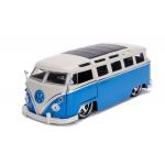 1:24 BTK - 62 VW Bus - Blue