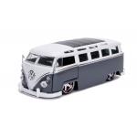 1:24 BTK - 62 VW Bus - Grey