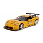 1:24 BTM - 05 Corvette C6-R - Yellow