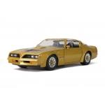 1:24 BTM - 77 Pontiac Trans Am - Gold