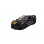 1:24 BTM - 20 Ford Mustang Shelby GT500 - Glossy Black