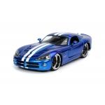 1:24 BTM - 08 Dodge Viper SRT10 - Blue