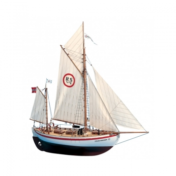 1:15 Colin Archer - Wooden Hull