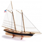 1:72 Americas Cup America - Racing Yacht