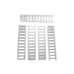 12x55mm Plastic Ladder x 5
