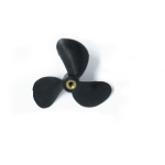 40mm 3 Blade Plastic Propellor Right Hand M3 x 1