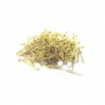 15mm Brass Brads 25gm