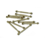 18mm Brass Rigging Screw / Bottlescrew x 10