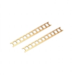 5x50mm Brass Ladder x 5