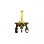 25x45mm Brass Hall Anchor