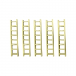 12x55mm Brass Ladders x 5