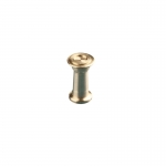 10x21mm Brass Compass on Stand x 1