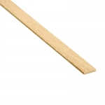 Obechi Strip Wood 0.7 X 3 X 550mm