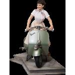 1:4 Princess Ann & 1951 Vespa 125